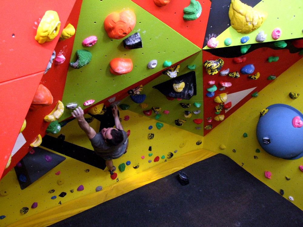 Contact Dream Climbing Walls - operating nationwide