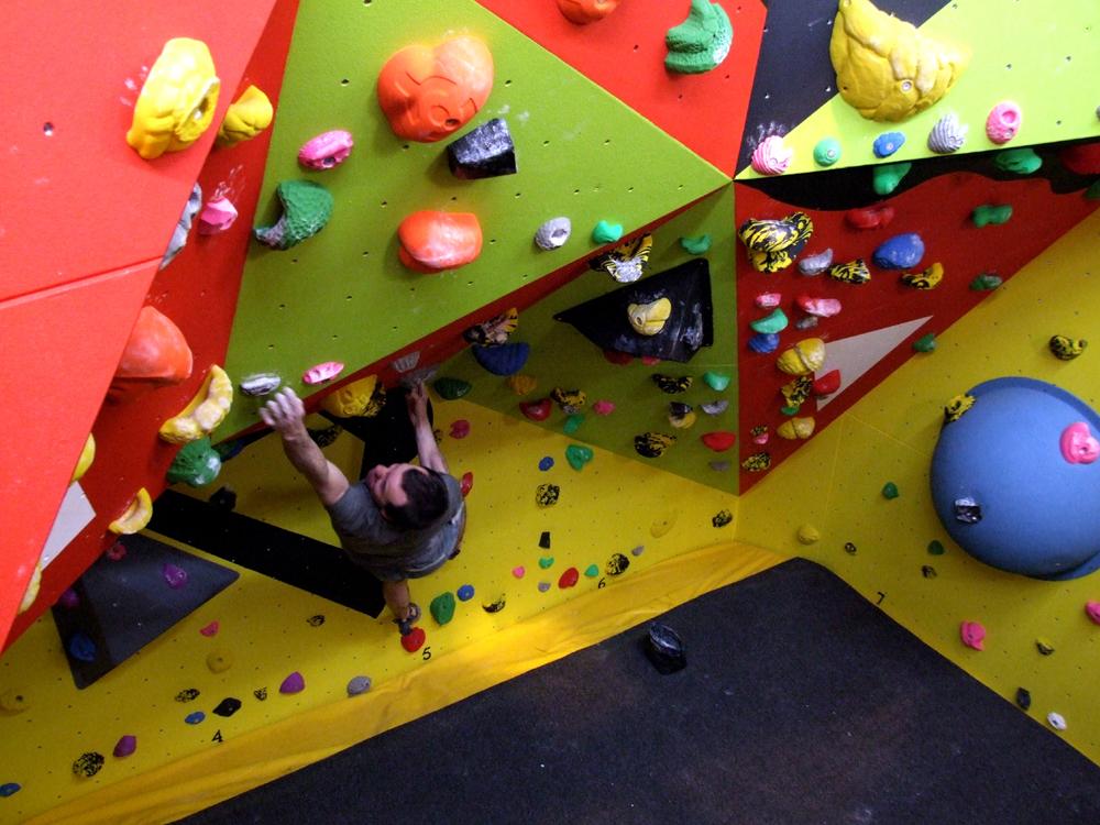 Contact Dream Climbing Walls - operating nationwide