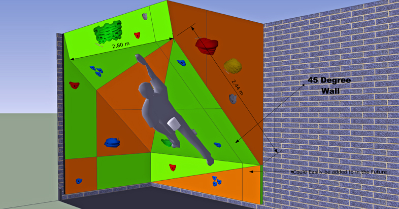 Climbing Walls | Climbing Holds | Indoor Climbing Walls