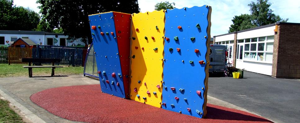 Dream Climbing Walls Priorsford School