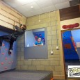 Dream Climbing Walls New Indoor Bouldering and Training Wall at the Pickaquoy Leisure Centre Orkney