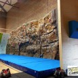 Inverness Leisure Bouldering Wall Extension and Matting 1