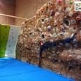 Inverness Leisure Bouldering Wall Extension and Matting