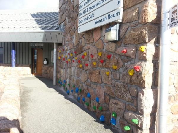Cairngorm Mountain Traverse Wall Dream Climbing Walls